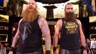 Here Are The Backstage Details On Luke Harper's WWE Return