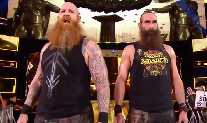 Here Are The Backstage Details On Luke Harper's WWE Return