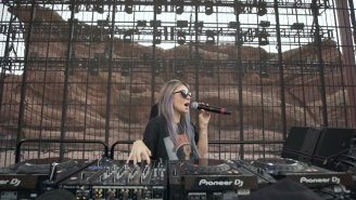 How Alison Wonderland Conquered Her Fears And Created The 'Temple Of Wonderland' At Red Rocks
