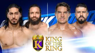 WWE Smackdown Live King of the Ring Open Discussion Thread (9/3/19)