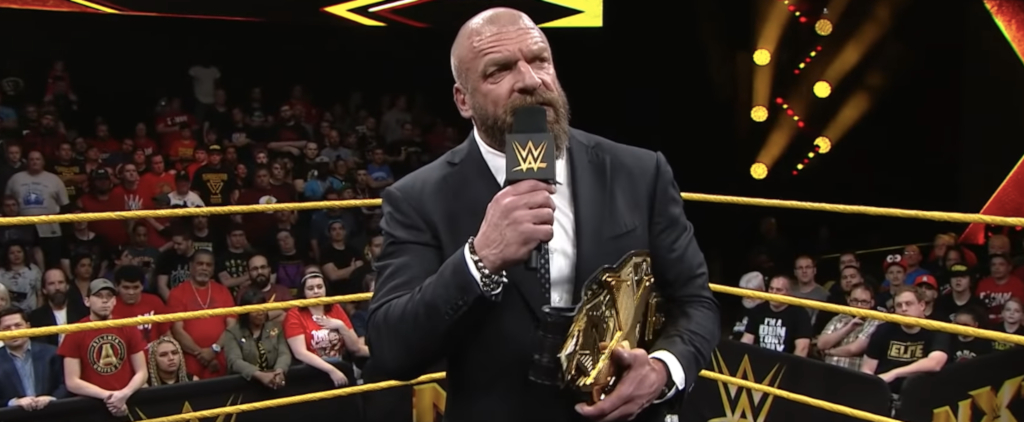 Triple H Doesn't Expect NXT To Play A Role In The Upcoming WWE Draft