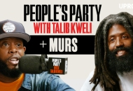 'People's Party With Talib Kweli' Episode 14 -- Murs
