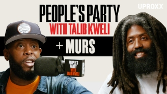 Murs On 'People's Party With Talib Kweli' – Full Interview