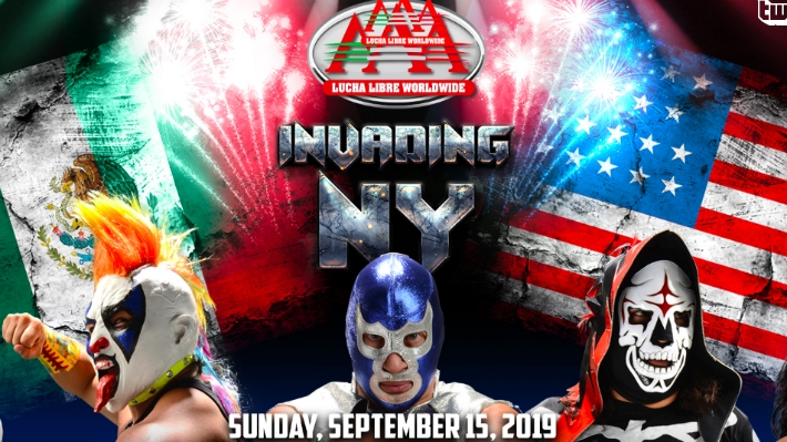 Impact's First Show On AXS TV Will Be Their Cross-Promotion With AAA In New York City