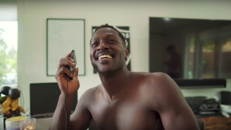 Antonio Brown Posted His Reaction To The Raiders Releasing Him On YouTube