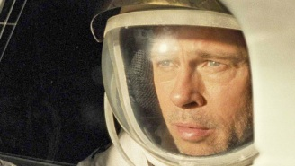 Weekend Box Office: Brad Pitt And Sly Stallone Are Getting Trounced By … Dame Maggie Smith