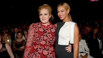 Beyonce, Adele, And Chris Martin Are Reportedly All On A New Song Together
