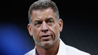 Troy Aikman Had A Talk With Fox Brass After Going After Doug Gottlieb On Twitter