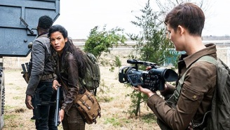 Althea's Videocamera On 'Fear The Walking Dead' Really Is The Worst