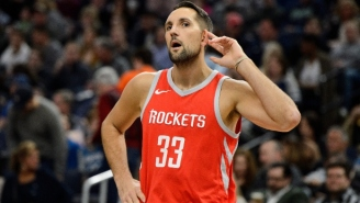 Free Agent Forward Ryan Anderson Will Return To The Rockets