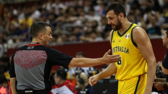 Andrew Bogut And Luc Longley Were Furious After Australia's Heartbreaking World Cup Loss To Spain