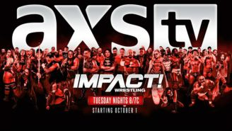 Here's When You Can Start Watching Impact Wrestling On AXS TV