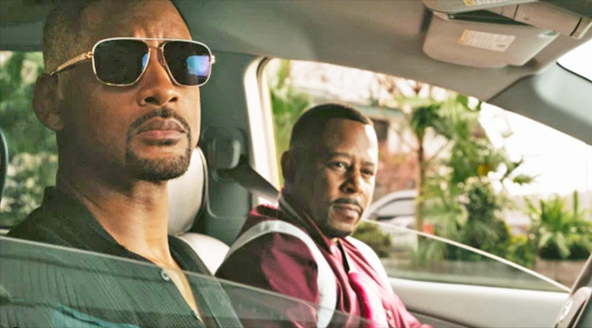 Will Smith And Martin Lawrence Hit The Streets 'One Last Time' In The 'Bad Boys For Life' Trailer