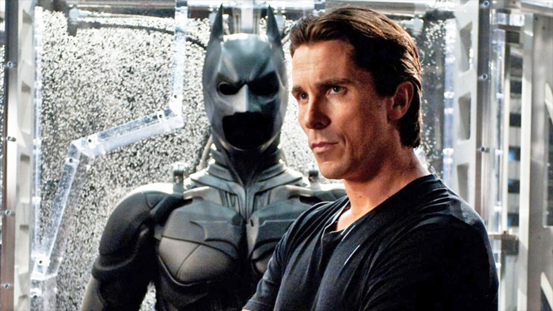 Christian Bale Offers Some Practical Advice On Playing 'Batman' To Robert Pattinson