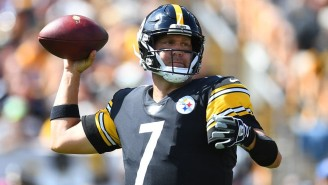 Ben Roethlisberger Will Have Season-Ending Elbow Surgery