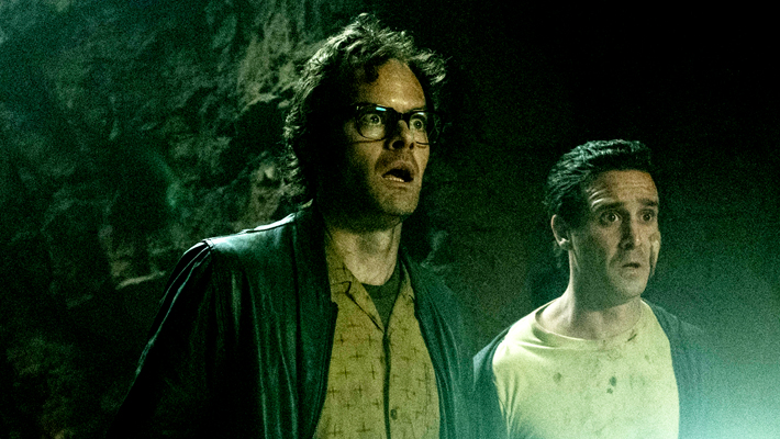 Bill Hader Is Happy To Bring Some Comic Relief To 'It: Chapter Two'