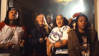 Blimes And Gab Bring 'Big Auntie Energy' To A House Party In Their Lighthearted 'Feelin It' Video
