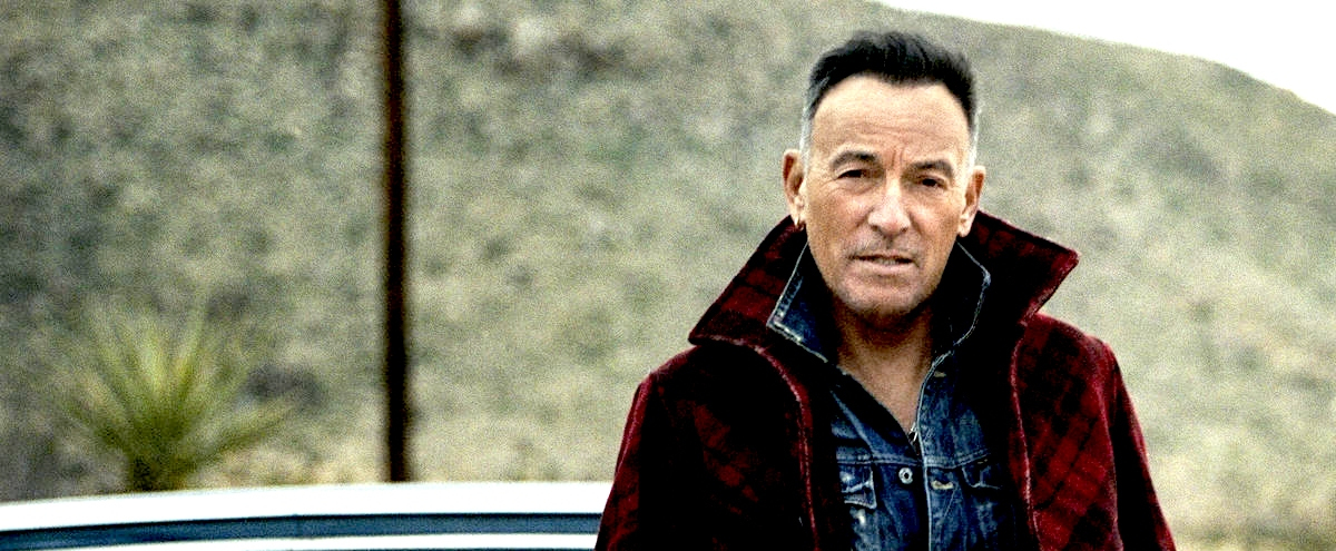 Bruce Springsteen's Film 'Western Stars' Is An Intimate, Wonderful Gift