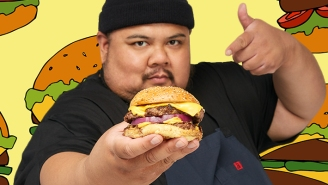 Alvin Cailan Of 'The Burger Show' Shares His Favorite Burgers In The Country