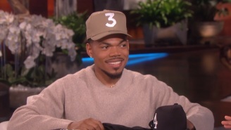 Chance The Rapper Performs 'Eternal' With Smino And Gets Adorable Baby Gifts On 'Ellen'