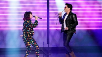 Charli XCX And Jimmy Fallon Do A 'Live Mashup' Of Icona Pop's 'I Don't Care' And Depeche Mode