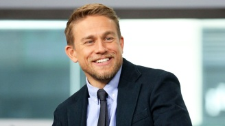 'Sons Of Anarchy' Lead Charlie Hunnam Will Return To TV In An Upcoming Apple Series