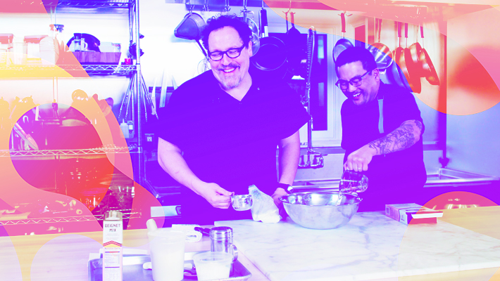'The Chef Show: Vol. 2' Keeps Kitchen Camaraderie Front And Center
