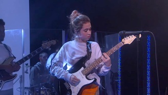Clairo Performs The Emotional Indie Rocker 'Bags' For Her 'Ellen' Debut