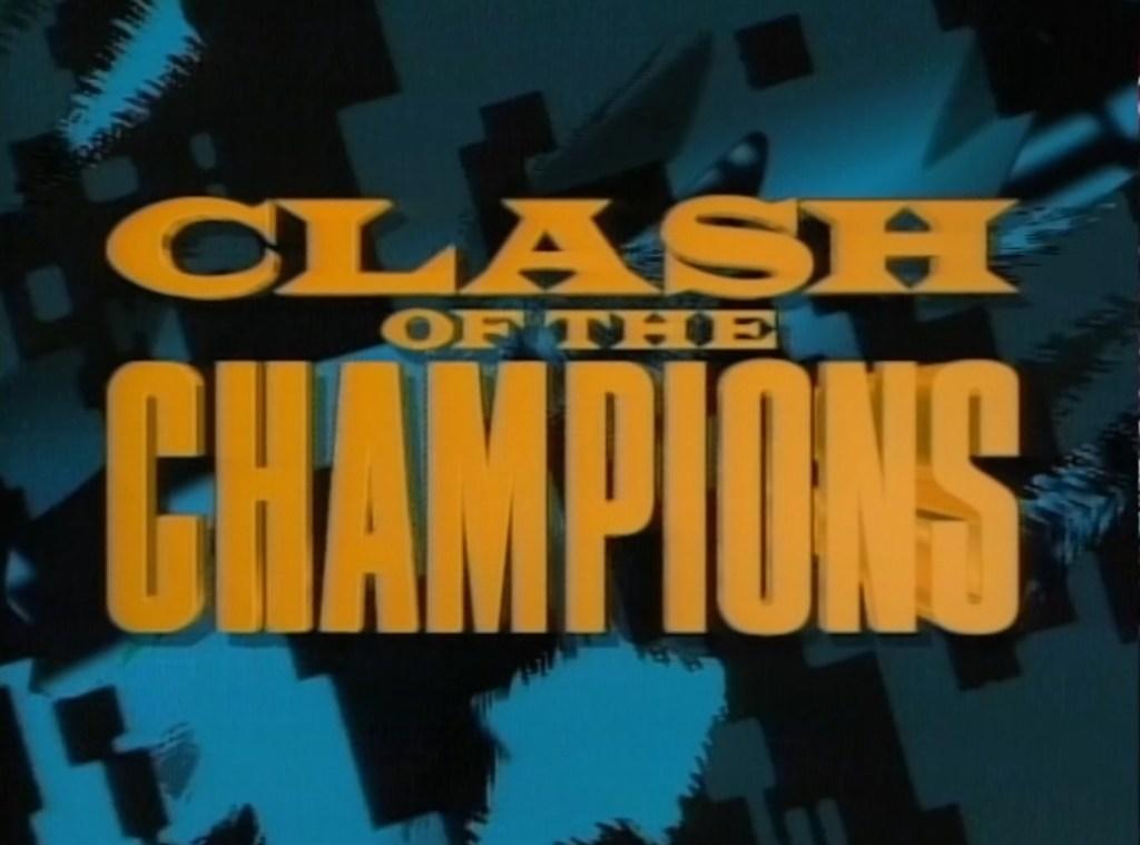clash of champions - photo #18