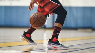 Stephen Curry Offered A First-Look At The Under Armour Curry 7