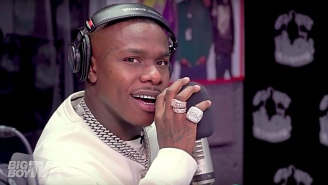 DaBaby Says He Only Listens To His Own Music