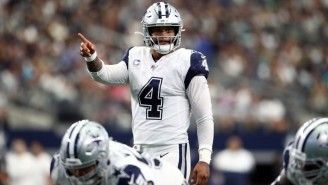 The Referees Let The Cowboys Receive To Start The Second Half Despite A Dak Prescott Coin Toss Error