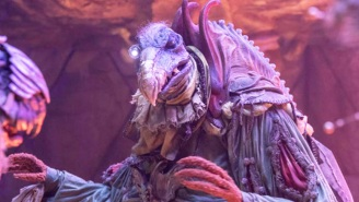Netflix Admits They're Just As Confused As 'The Dark Crystal' Viewers Over A Disgusting Skeksis Mystery