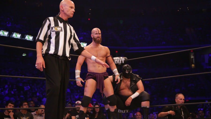 AEW's Dark Order Commented On Fan Response To Their Characters