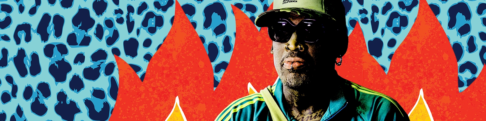 Dennis Rodman Wants You To See 'The Real Me'