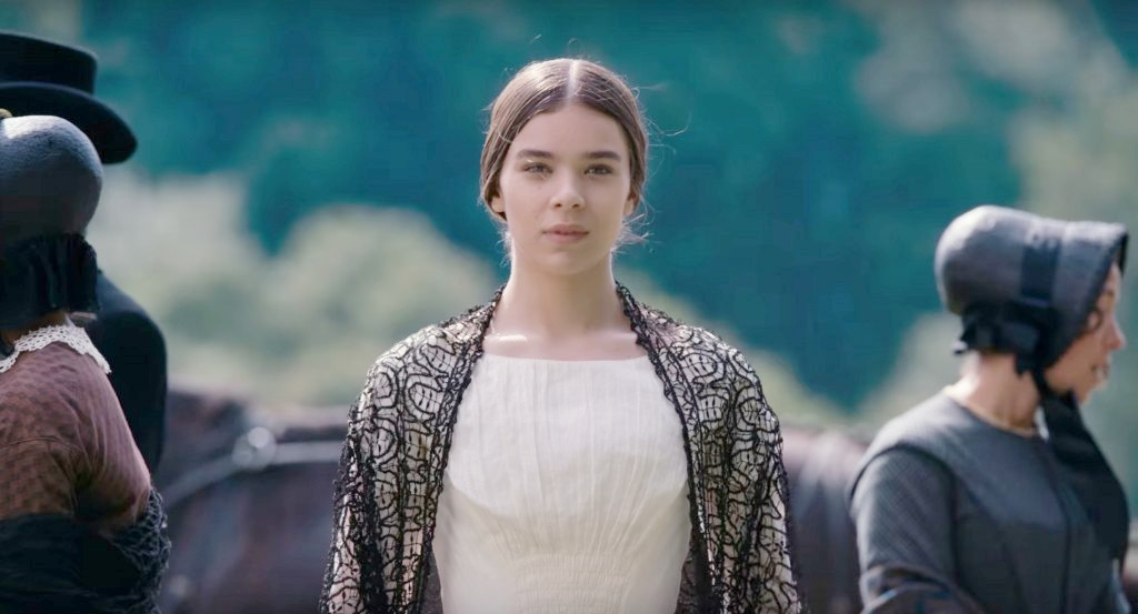 Hailee Steinfeld's Parents Just Don't Understand That She Wants To Write In The 'Dickinson' Trailer