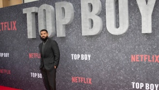 Drake Releases An Official Version Of His 'Behind Barz' Freestyle On The 'Top Boy' Soundtrack