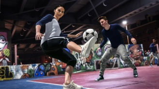 Volta Football Gives 'FIFA 20' A Welcome Breath Of Fresh Air