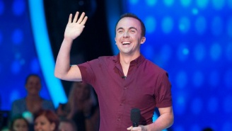 'Malcolm In The Middle' Star Frankie Muniz Shoots His Shot With Lizzo Via An Odd Request