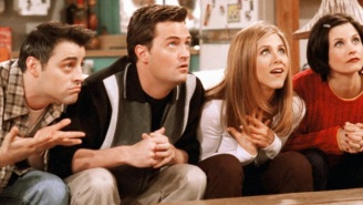 'Friends' Fans Will Find Some Anniversary Surprises While 'Pivoting' Their Google Search Fields