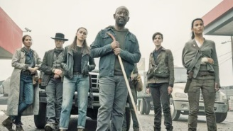 Is 'Fear The Walking Dead' Really Losing This Character? [SPOILERS]