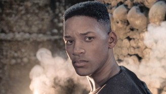 The Will Smith V. Will Smith Movie 'Gemini Man' Is Being Called A Must-See In 3D