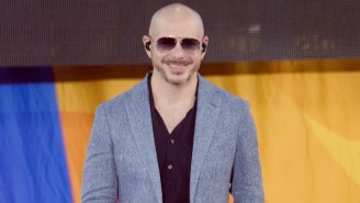 Pitbull Is Joining NASCAR As Part Owner Of Trackhouse Racing