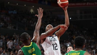 USA Basketball Clinched A Spot In The 2020 Tokyo Olympics With A Win Over Brazil