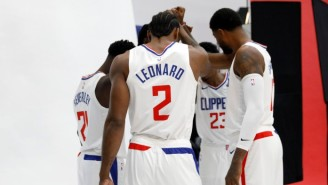 The Clippers Are Favorites Now, But Will Look To Keep Their Underdog Mindset