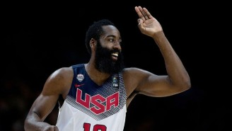 James Harden Views Playing In The 2020 Olympics As 'One Of My Goals'