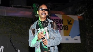 Rico Nasty Shouts Out Her Favorite Designer Brands On The New Track 'Fashion Week'