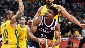 Brazil's Coach Claims He's Known How To Shut Down Giannis Antetokounmpo 'For Six Months'