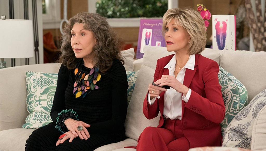 'Grace And Frankie' Is Ending, But Not Before Becoming Netflix's Longest-Running Original Series