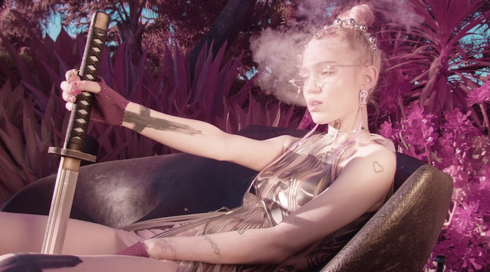 Grimes Updates Fans About Her 'Way Done' New Album And The 'Lots Of Stuff' She Has On The Way